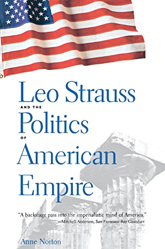 9780300109733: Leo Strauss and the Politics of American Empire