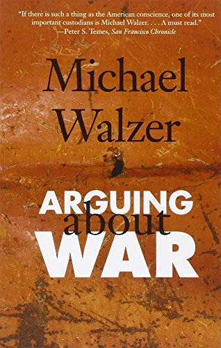 9780300109788: Arguing About War (Yale Nota Bene)