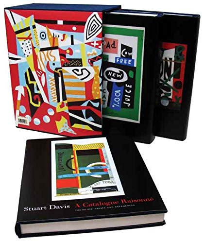 Stuart Davis: Essays and References v. 1: A Catalogue Raisonne (Hardback)