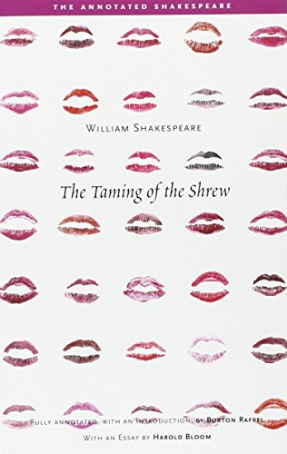 9780300109825: The Taming of the Shrew (The Annotated Shakespeare)