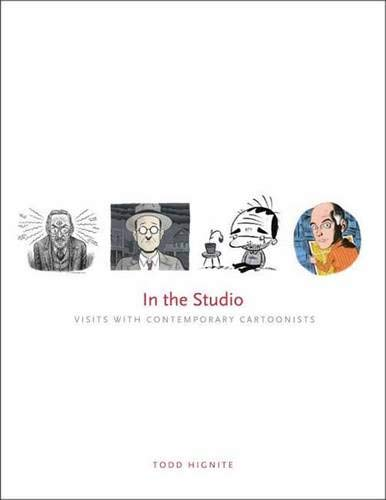 9780300110166: In the Studio: Visits with Contemporary Cartoonists