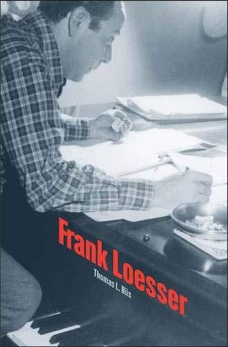 9780300110517: Frank Loesser (Yale Broadway Masters Series)