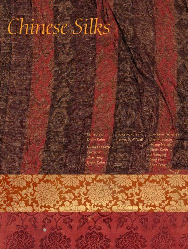 9780300111033: Chinese Silks (The Culture & Civilization of China)