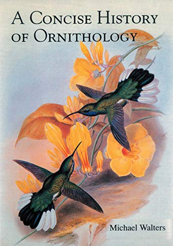 9780300111132: A Concise History of Ornithology