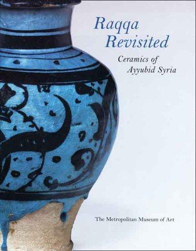 Raqqa revisited. Ceramics of Ayyubid Syria.: JENKINS-MADINA (M.)