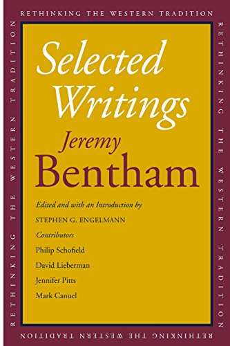9780300112375: Selected Writings (Rethinking the Western Tradition)