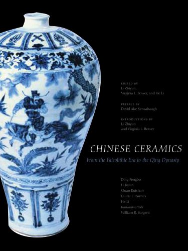9780300112788: Chinese Ceramics: From the Paleolithic Period through the Qing Dynasty (The Culture & Civilization of China)