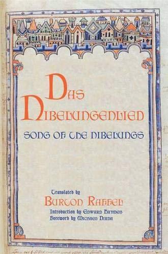 9780300113204: Das Nibelungenlied: Song of the Nibelungs