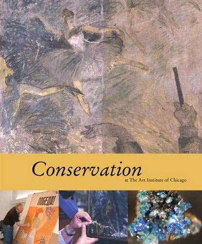 9780300113426: Conservation at the Art Institute of Chicago (Museum Studies (Art Institute of Chicago))
