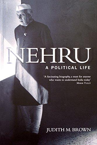 Nehru: A Political Life (Paperback): Judith M. Brown