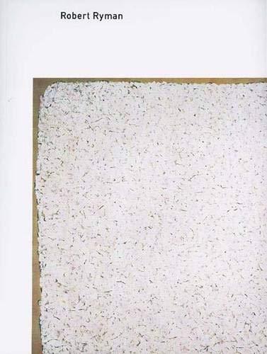 9780300114492: Robert Ryman (Dallas Museum of Art Publications)
