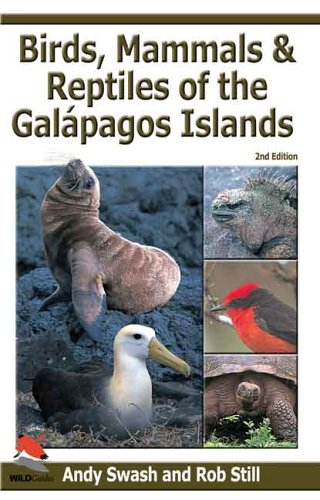 9780300115321: Birds, Mammals, and Reptiles of the Galápagos Islands: An Identification Guide, 2nd Edition