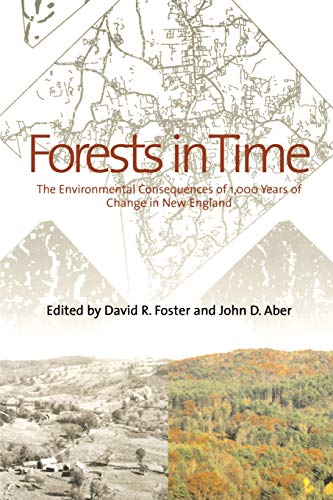 9780300115376: Forests in Time: The Environmental Consequences of 1,000 Years of Change in New England