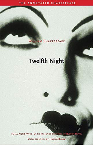 9780300115635: Twelfth Night: or, What You Will (The Annotated Shakespeare)