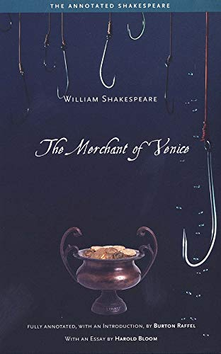 9780300115642: The Merchant of Venice (The Annotated Shakespeare)