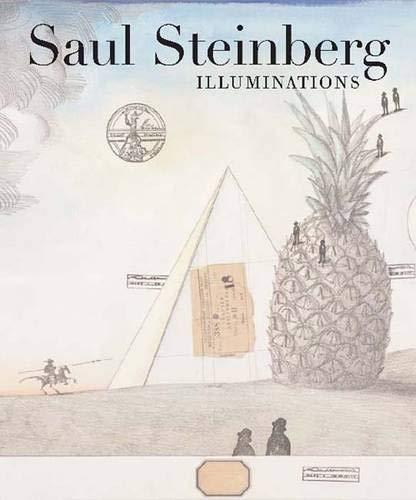 Saul Steinberg: Illuminations (0300115865) by Joel Smith