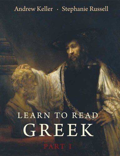 9780300115895: Learn to Read Greek: Textbook, Part 1