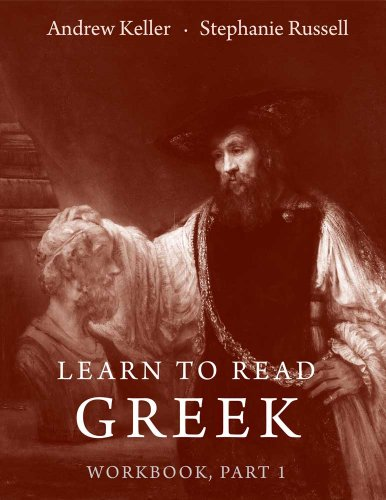 9780300115918: Learn to Read Greek: Workbook Part 1
