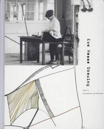 Eva Hesse Drawing