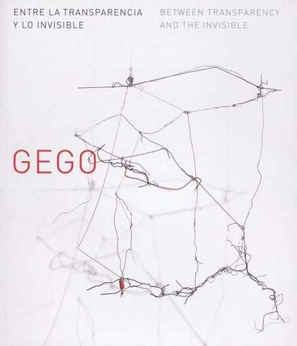 9780300116342: Gego: Between Transparency and the Invisible (Houston Museum of Fine Arts)
