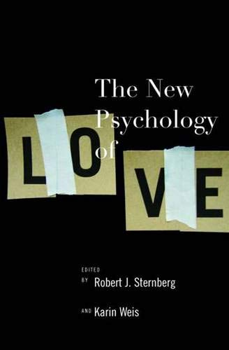 9780300116977: The New Psychology of Love