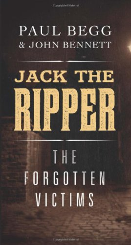 9780300117202: Jack the Ripper: The Forgotten Victims