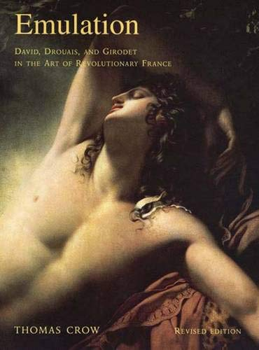 9780300117394: Emulation: David, Drouais, and Girodet in the Art of Revolutionary France