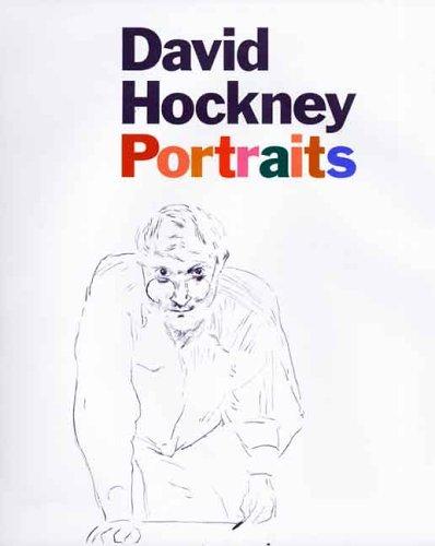 9780300117547: David Hockney Portraits