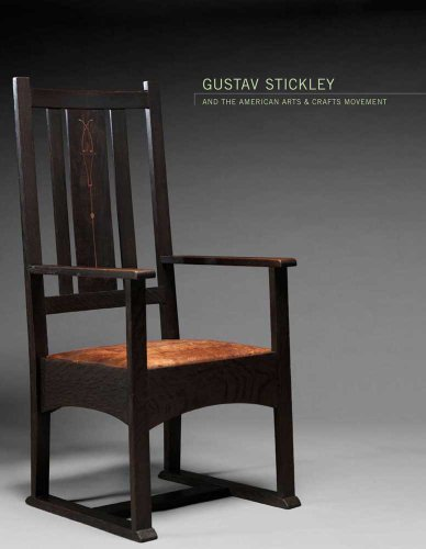9780300118025: Gustav Stickley and the American Arts & Crafts Movement (Dallas Museum of Art Publications)