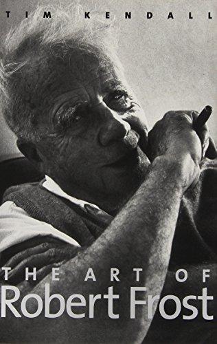 9780300118131: The Art of Robert Frost