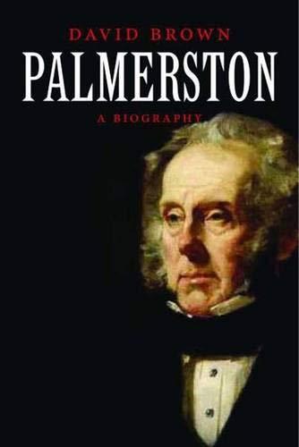 9780300118988: Palmerston: A Biography