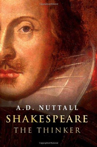 9780300119282: Shakespeare the Thinker