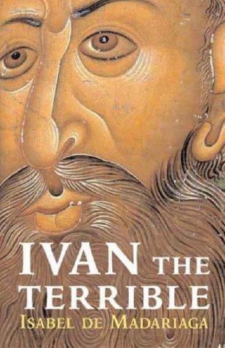 9780300119732: Ivan the Terrible