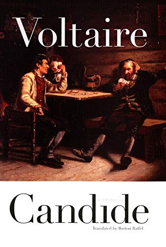 an analysis of cunegund in candide a novel by voltaire