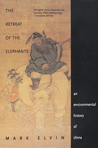 9780300119930: The Retreat of the Elephants: An Environmental History of China