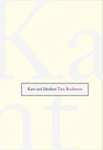 9780300120080: Kant and Idealism