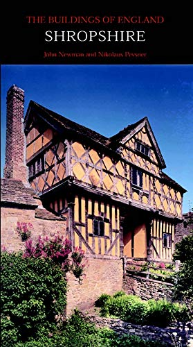 9780300120837: Shropshire (Pevsner Architectural Guides: Buildings of England)