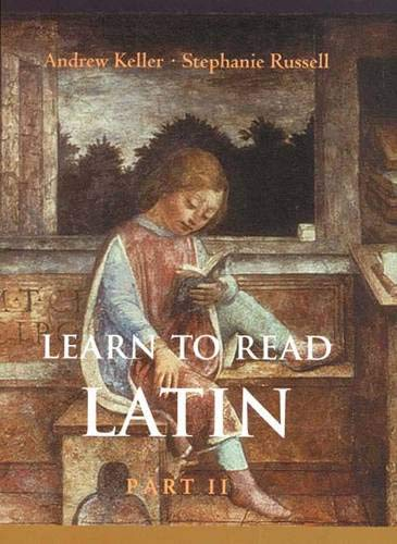 9780300120936: Learn to Read Latin Part II: Textbook Pt. 2 (Yale Language)