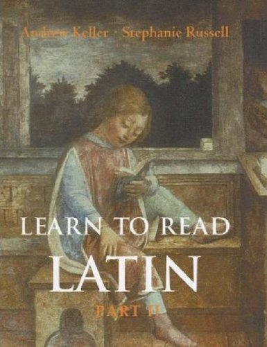 9780300120950: Learn to Read Latin: Part 2: Textbook Pt. 2 (Yale Language)