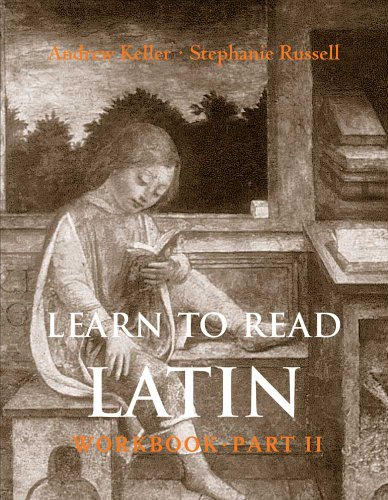 Learn To Read Latin Workbook, Part 2