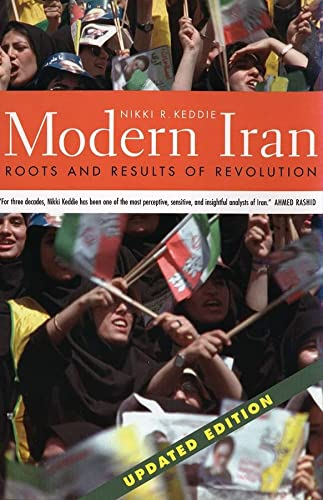 9780300121056: Modern Iran: Roots And Results of Revolution