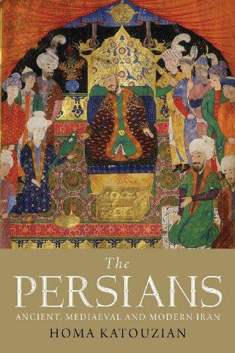 9780300121186: Persians