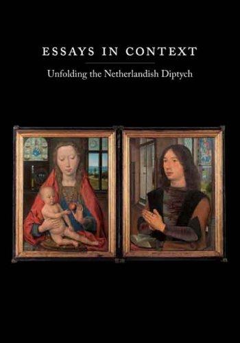 9780300121407: Essays in Context: Unfolding the Netherlandish Diptych (Harvard University Art Museums)