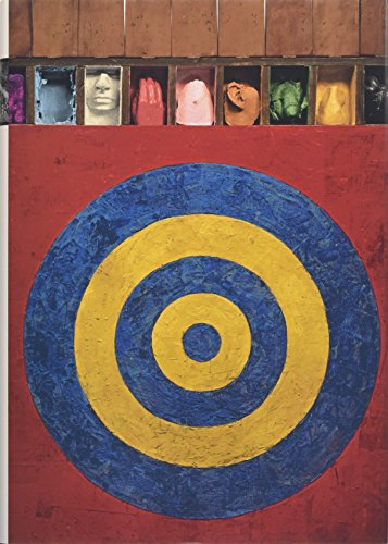 Jasper Johns: An Allegory of Painting, 1955-1965 (Hardback): Jeffrey Weiss