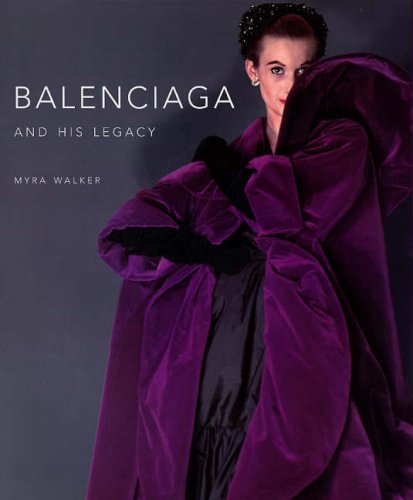 9780300121537: Balenciaga and His Legacy: Haute Couture from the Texas Fashion Collection