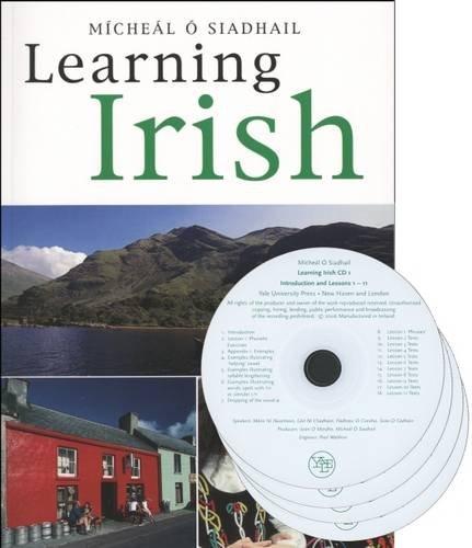 Learning Irish: Michael O'Siadhail