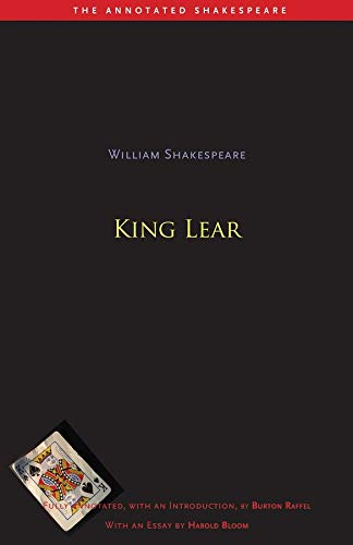 9780300122008: King Lear (The Annotated Shakespeare)