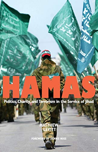 9780300122589: Hamas: Politics, Charity, and Terrorism in the Service of Jihad