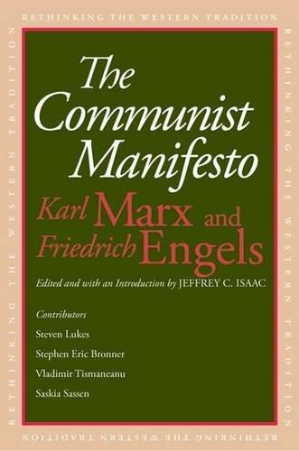 9780300123012: The Communist Manifesto (Rethinking the Western Tradition)