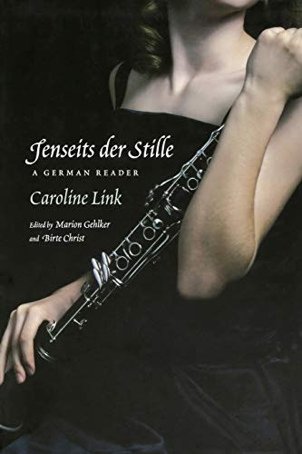 9780300123227: Jenseits der Stille: A German Reader (Contemporary German Texts and Contexts (Paperback))